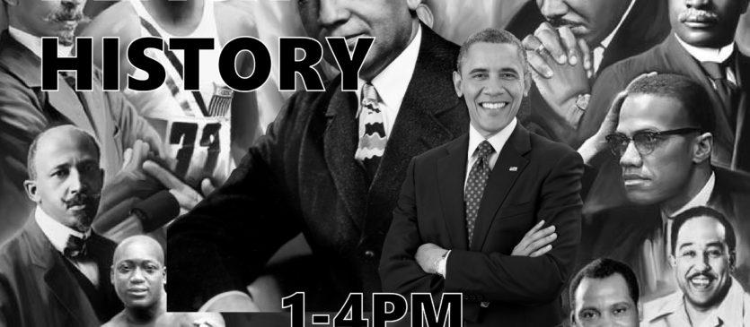 Black History Celebration Flyer